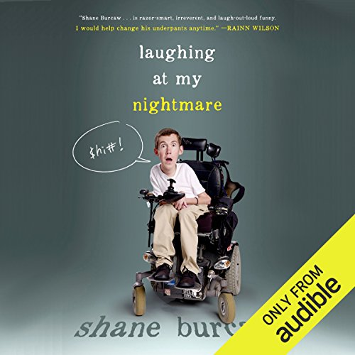 Laughing at My Nightmare cover art