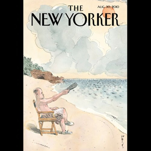 The New Yorker, August 30th 2010 (Jane Mayer, Ian Frazier, Amy Davidson) cover art