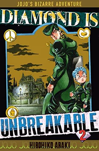 Diamond is Unbreakable - Jojo's Bizarre Adventure T2