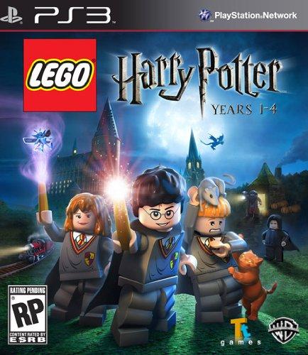 Lego Harry Potter Anni 1-4