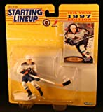 Starting Line Up Zigmund Palffy Action Figure - Starting Lineup 1997 Edition Hockey Sports Superstar Collectible by -
