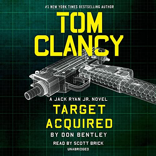 Tom Clancy Target Acquired Titelbild