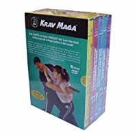 Krav Magaトレーニングシリーズon DVD