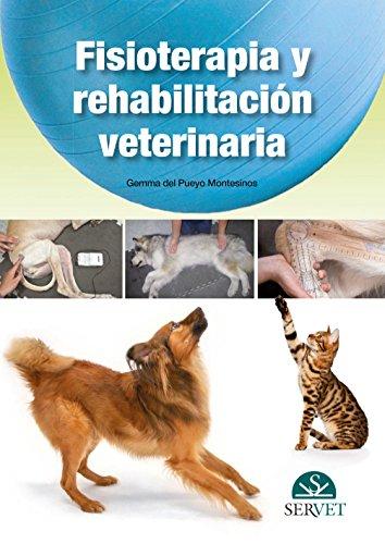 Fisioterapia y rehabilitación veterinaria - Libros de veterinaria - Editorial Servet