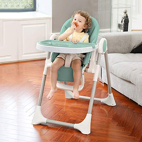 WYJW Voeding Stoel Baby Eettafel Kinderstoel en Stoel Baby's Peuters Eetstoel Draagbare Opvouwbare Baby Eten Tafel Eettafel Thuis Stoel Kind Eten Stoel Kids Diner Tafel