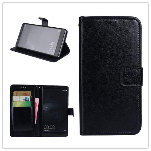 Custodia® Flip Brieftasche Hülle für TP-LINK Neffos C5A(Muster 2)