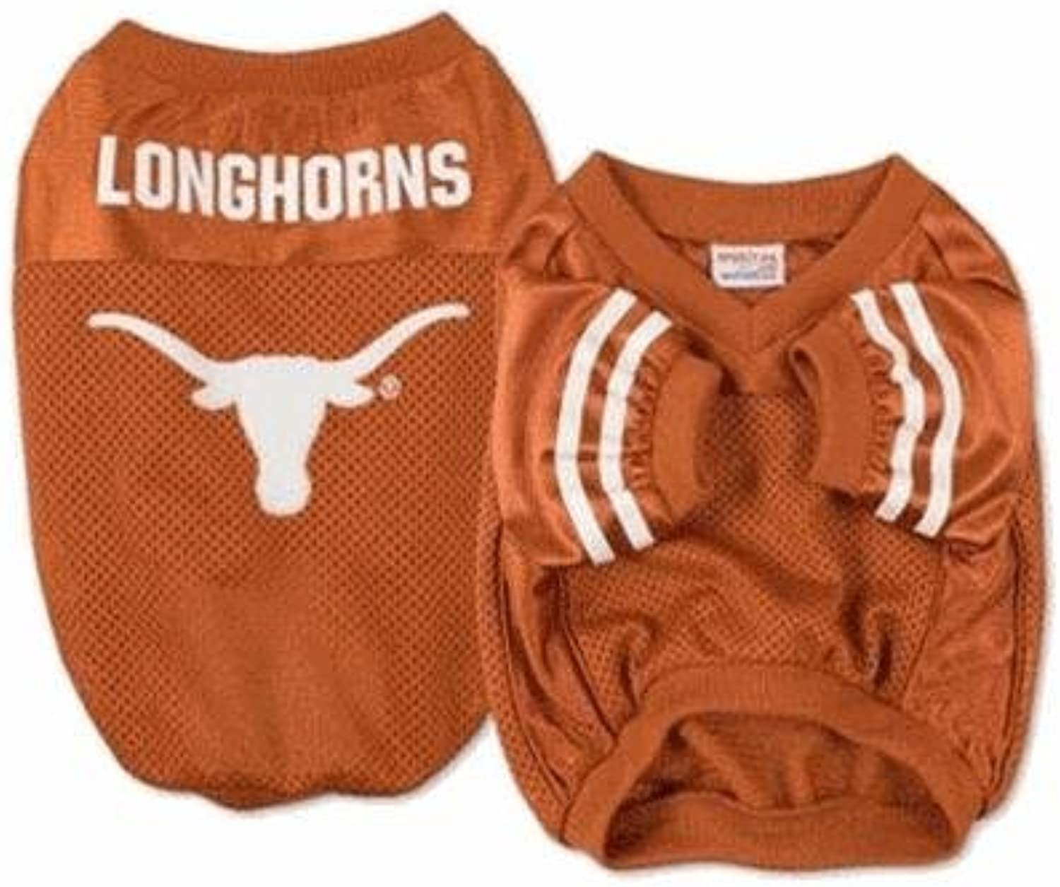 Pet Care Preferred Texas Longhorns Dog Jersey  Alternate Style  XLarge
