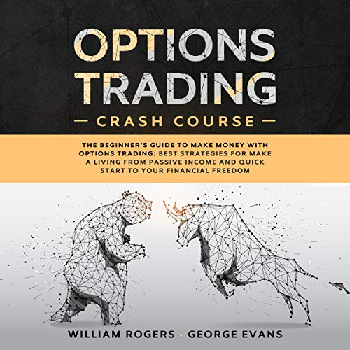 Options Trading Crash Course audiobook cover art