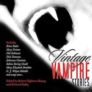 Vintage Vampire Stories cover art