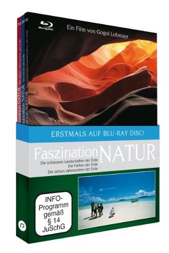 Faszination Natur Trilogie [Blu-ray]