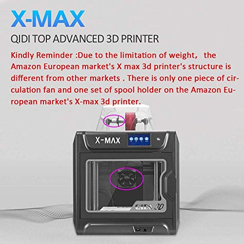 QIDI TECHNOLOGY – QIDI TECH X-max - 6