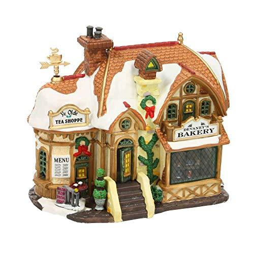 Lemax Christmas, Devaney's Bakery, 35793, edificio per villaggio natalizio