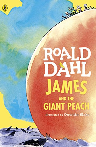 James and the Giant Peach (English Edition)