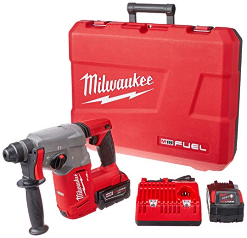 Milwaukee 2712-22 M18 Fuel 1' SDS Plus Rotary Hammer Kit