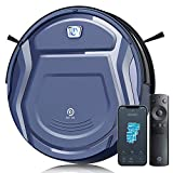 OKP Robot Vacuum Cleaner,Mini Robot Vacuums Cleaner Ultra-thin 2100Pa Suction App Alexa Quiet...
