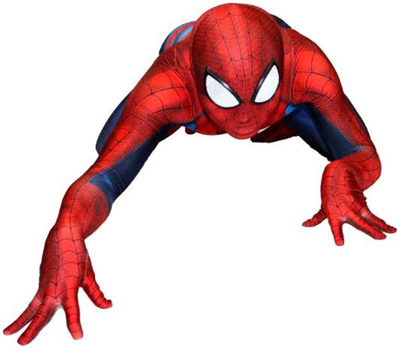 ZYFDFZ 3D Muskel Spiderman Kostüm Cosplay Siamesische All-Inclusive Strumpfhosen Kostüme Cosplay Requisiten (Farbe   Blau, größe   XXL) B07QGTDK1Y eine große Vielfalt  | Spielzeugwelt, fröhlicher Ozean