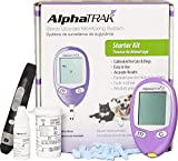 Zoetis AlphaTRAK 2 Blood Glucose Monitoring System Starter Kit for Dogs & Cats