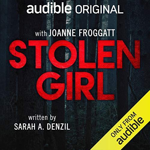 Stolen Girl cover art