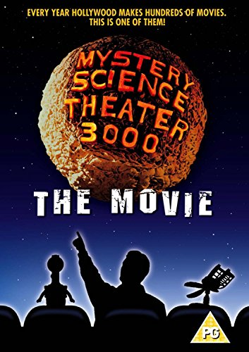 Mystery Science Theater 3000 - The Movie [DVD] [Reino Unido]