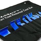 Haskyy Fahrzeug Innen-Verkleidung Demontage I Zierleisten Polsterung Montage-Keile Zierleistenkeil I Cliplöser 11 TLG