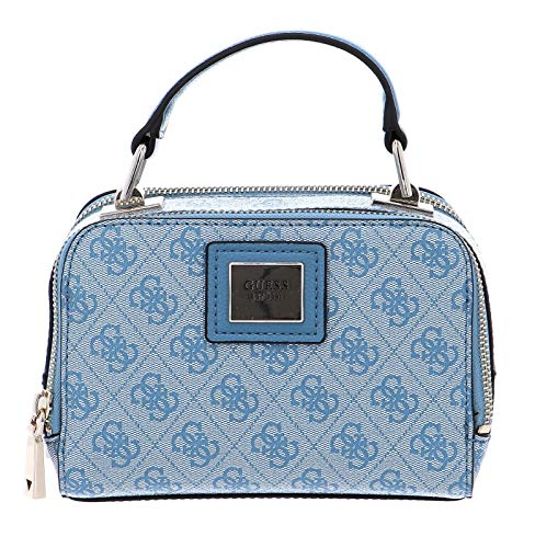 Guess Candace Mini Crossbody Sky