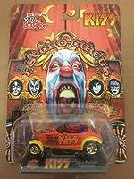 Racing Champions Kiss Psycho Circus Diecast 1998-99 Tour Car Toy 商品カテゴリー: ダイキャスト [並行輸入品]