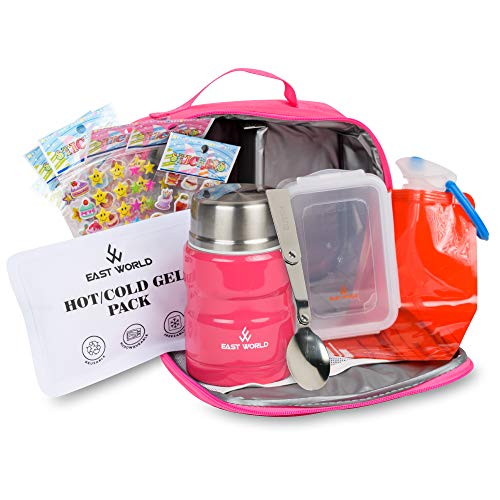 Pink Lunch Box Kit
