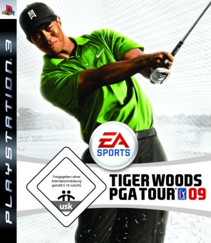 Electronic Arts Tiger Woods PGA TOUR 09, PS3 - Juego (PS3)