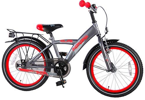 E&L Cycles Kinderfahrrad Volare Thombike Grau - 18...