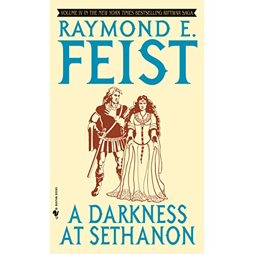 A Darkness at Sethanon cover art