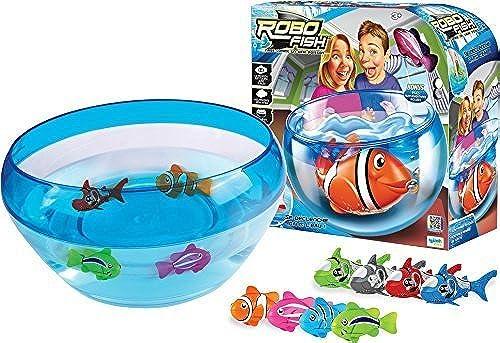 en linea Zuru Robo Fish Fish Fish Lifelike Robotic Fish Water Activated by Zuru Inc.  Disfruta de un 50% de descuento.