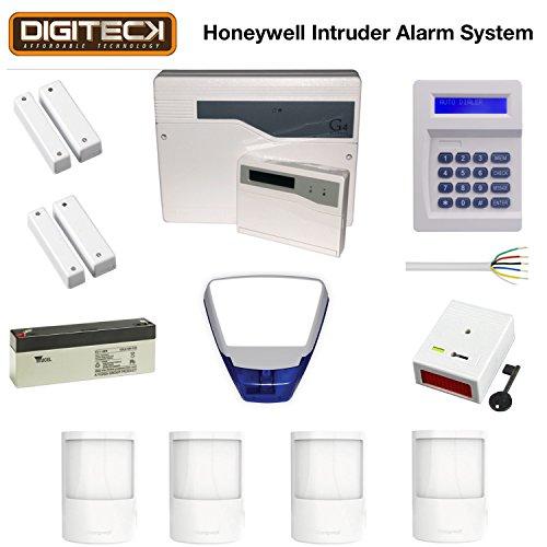 Supply & Fit Nationwide Honeywell Beste Home Inbreker Alarmsysteem Aanpasbaar Alle Accessoires PIR, Configuratiescherm, Keypad, Deur Contact etc.. Ideaal voor woningen, flats, garages (huishoudelijk gebruik)