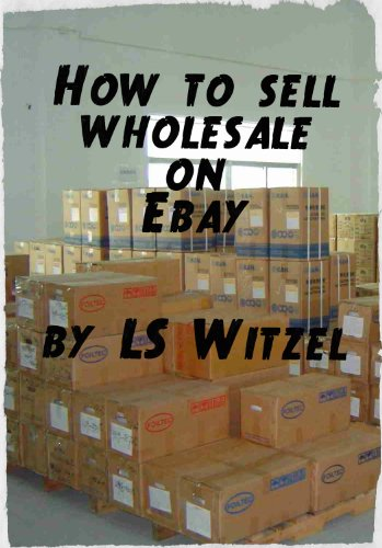 Amazon Com How To Sell Wholesale On Ebay Meat And Potatoes Books Ebook Witzel Lisa Kindle Store