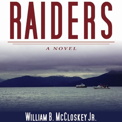 Raiders: A Novel audiobook cover art