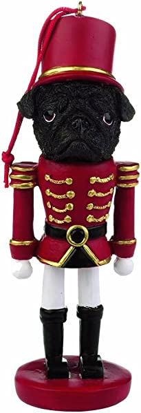 E S Pets 35358 32 Soldier Dogs Ornament