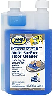 ZEP Ultra Concentrated Multi-Surface Floor Cleaner 32 ounce (Makes up to 10 Gallons)
