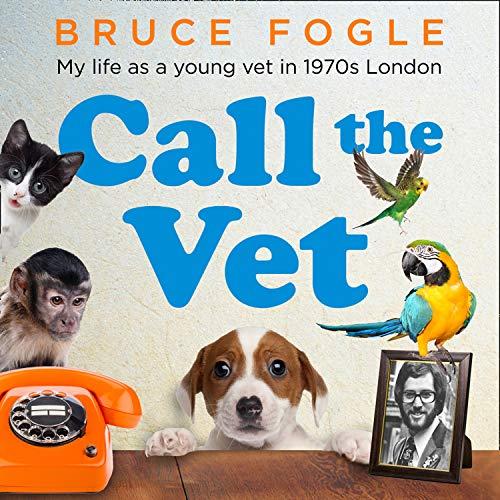 Call the Vet cover art
