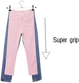 Perchas para Pantalones de Pescado con Pinzas de sujeci/ón de Metal para Pantalones Hook Design Gray 4pcs Curious