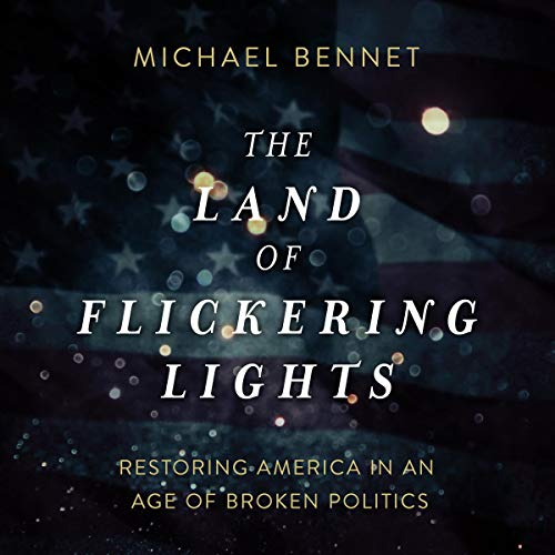 The Land of Flickering Lights audiobook cover art
