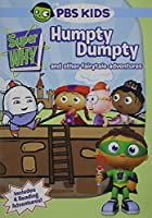 Super Why: Humpty Dumpty & Other Fairytale Advts [DVD]