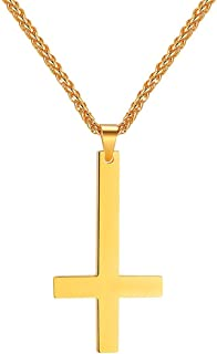 Best ghetto cross necklace Reviews