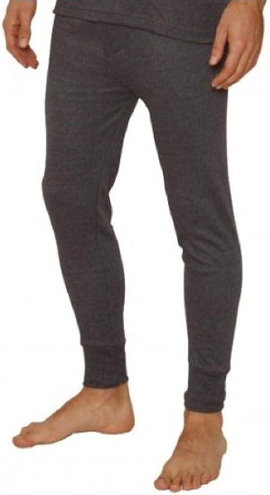 Octave 3 Pack Mens Thermal Underwear Long John/Long Underwear