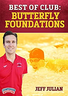 Best of Club Swimming: Butterfly Foundations