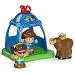 Fisher-Price Mattel DFV77 Little People Camping Set