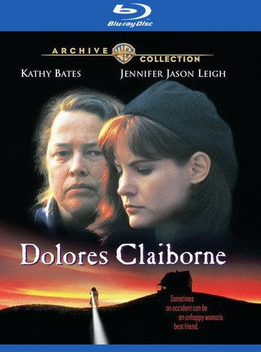 DOLORES CLAIBORNE - DOLORES CLAIBORNE (1 Blu-ray)