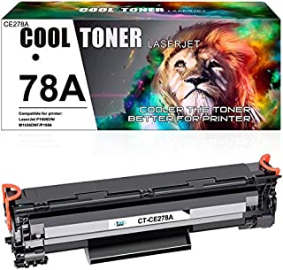Cool Toner Compatible Toner Cartridge Replacement for HP 78A CE278A Toner HP Laserjet P1606dn 1536dnf MFP M1536dnf HP Lase...