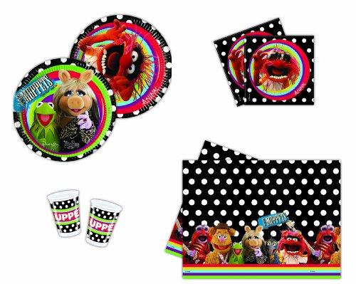THE MUPPETS - 5383 - Kit De Fête - Kit Muppets - Format l