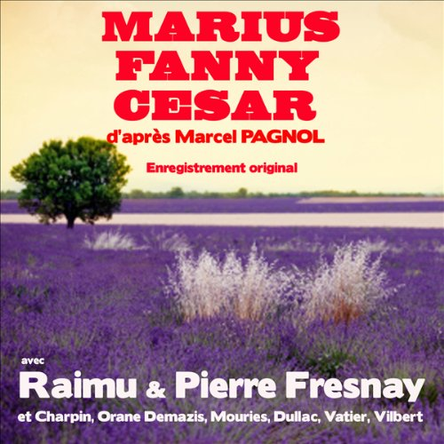 Marius / Fanny / César audiobook cover art