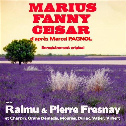 Couverture de Marius / Fanny / César