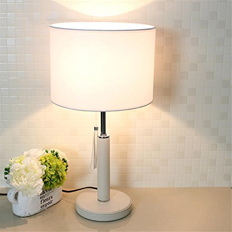 Yu-k minimalistisch weiße Leder Leder Leder Bügeleisen leuchten 53  28 CM, Seil Zugtaster B071QXRVPF | Export  751e51